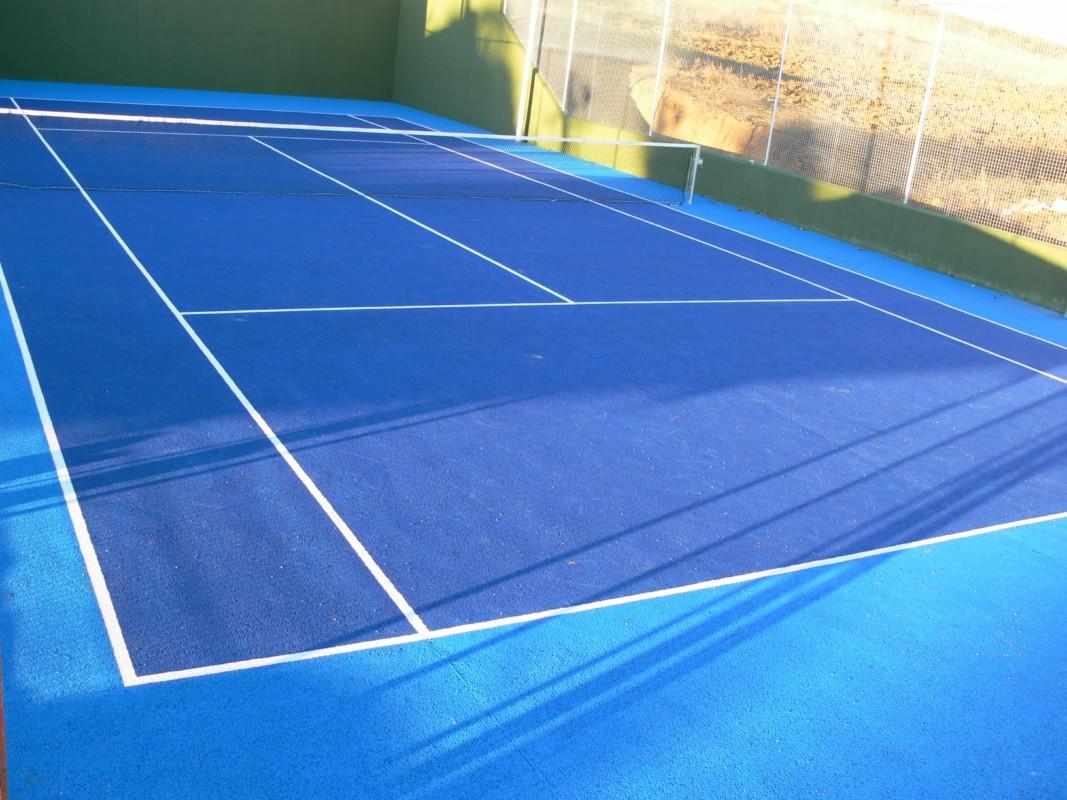tipos de pistas de tenis blog de tenis