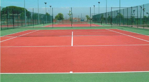 662e9c15c29 Tipos de pistas de tenis